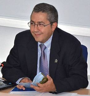 Francisco Jjavier Sancho Fermin director cites