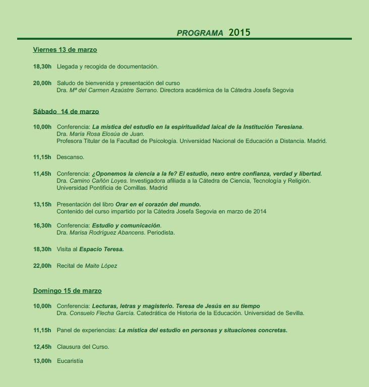 Program 2015 Cat Js