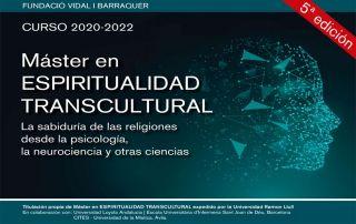 Máster en Espiritualidad Transcultural 2020-2022