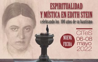 CONGRESO MUNDIAL ESPIRITUALIDAD Y MISTICA EN EDITH STEIN
