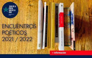 Encuentros poéticos 2021-2022